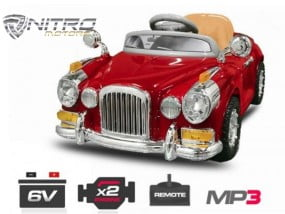 1191125 LBG BENTLEY STYLE MINI AUTO ELETTRICA PER BAMBINI