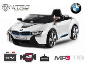 1191129 BMW I8 MINI AUTO ELETTRICA PER BAMBINI