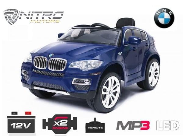 00 1191138 BMW X6 MINI AUTO ELETTRICA PER BAMBINI