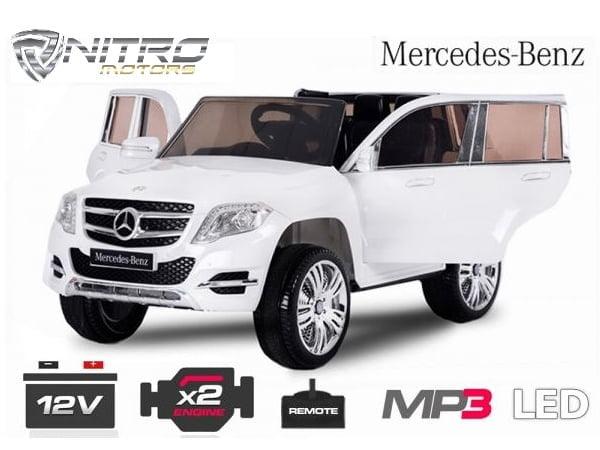 00 1191145 MERCEDES Benz GLK300 MINI AUTO ELETTRICA PER BAMBINI