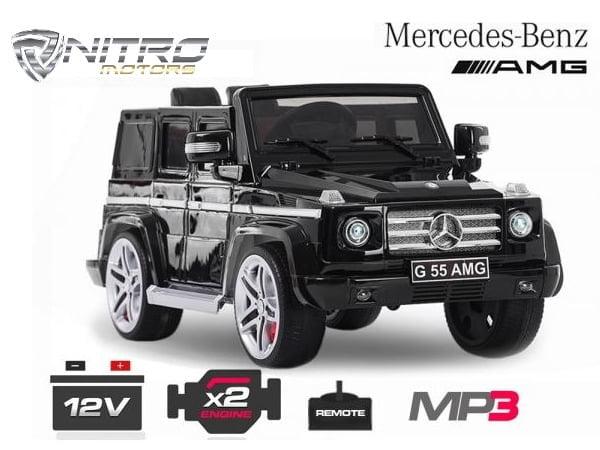 00 1191153 Mercedes Benz G55  MINI AUTO ELETTRICA PER BAMBINI