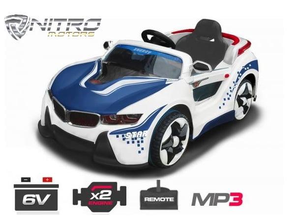 1191116 Mini auto elettrica bmw bmx concept