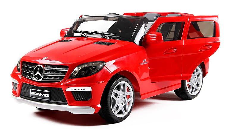 1191142 Mercedes ML63 MINI AUTO ELETTRICA PER BAMBINI