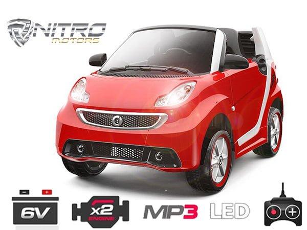 Auto Elettrica Per Bambini Smart Nitro Motors Miglior Qualità Al