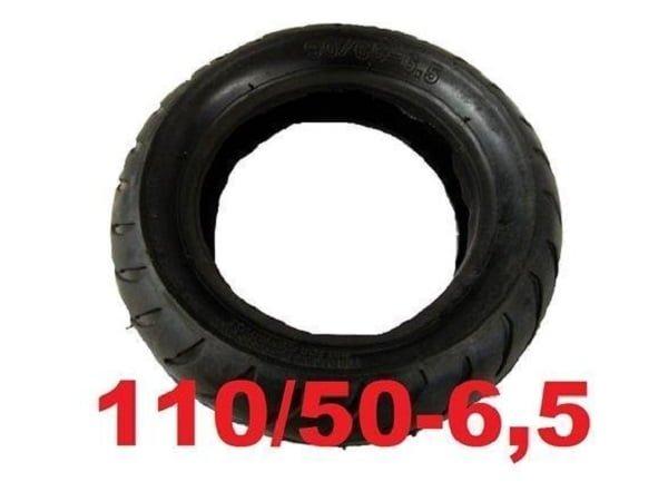 001320 PNEUMATICO POSTERIORE 110.50-6,5 perr minimoto 49cc