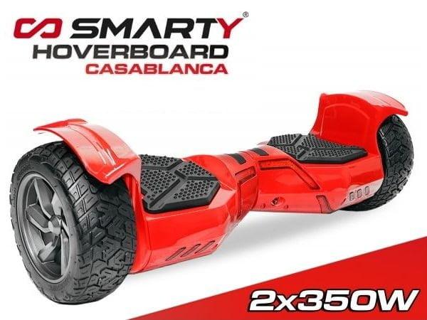 1178010 2x 350W Smarty Hoverboard 8.5 Zoll Casablanca