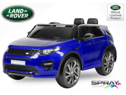 00 11912401 Land Rover Discovery Premium MINI AUTO ELETTRICA PER BAMBINI